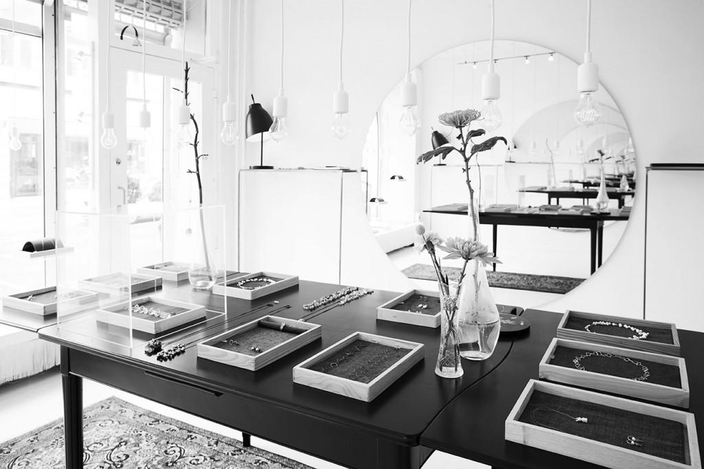 Unika smykker Mette Vivelsted